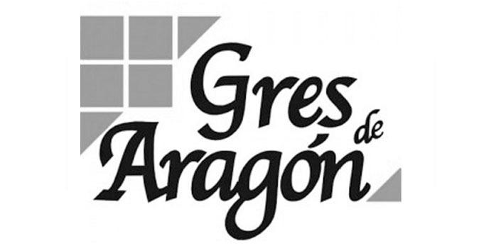 Gres de Aragon logo gris 3